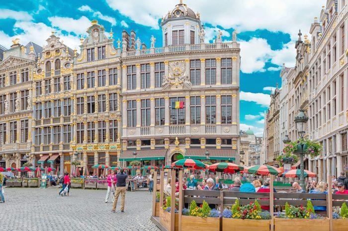 Alla scoperta di Bruxelles