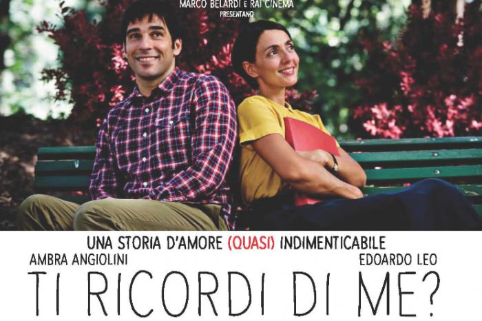 "Stasera in tv: su Rai1 c'è ""Ti Ricordi di Me"""