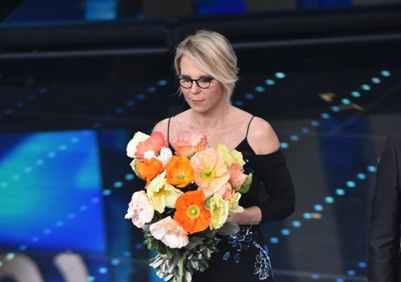 """Maria De Filippi dopo il Festival: """"Ammiro la coesione della Rai"""""""