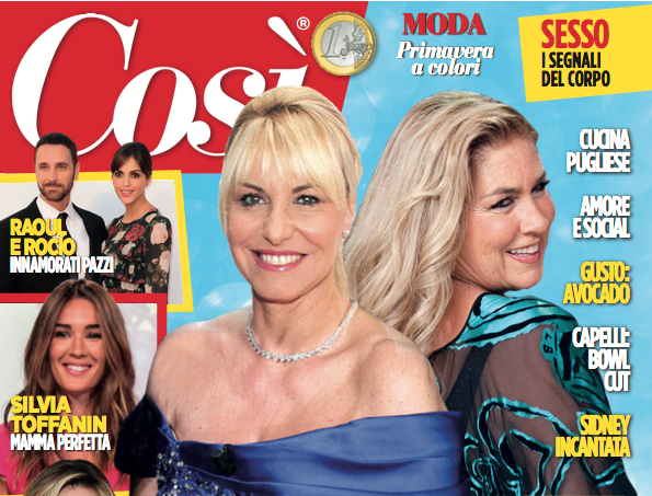 "Romina Power e Antonella Clerici: ""Standing Ovation per noi"""