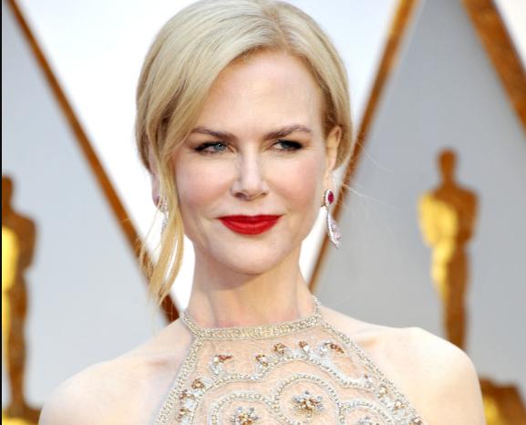 Nicole Kidman diventa produttrice