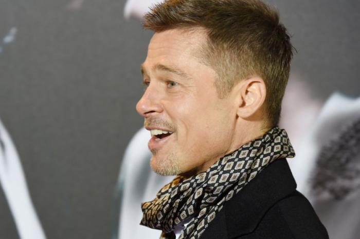Brad Pitt e Jennifer Aniston: c'è del tenero?