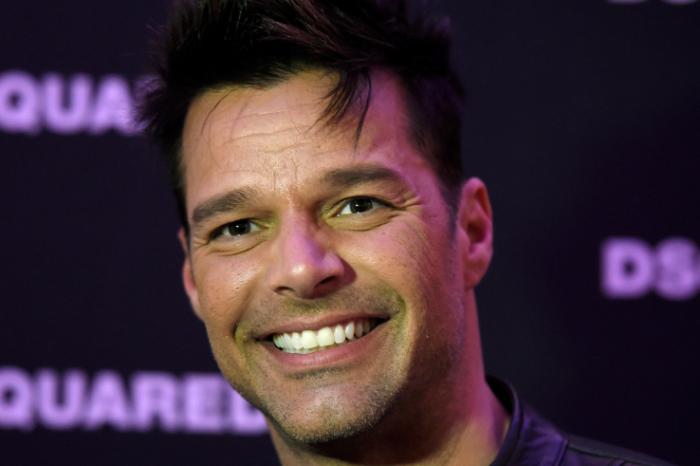 Ricky Martin sogna una bambina
