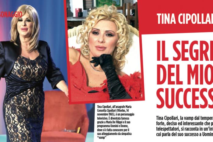 Il segreto del successo di Tina Cipollari: intervista esclusiva