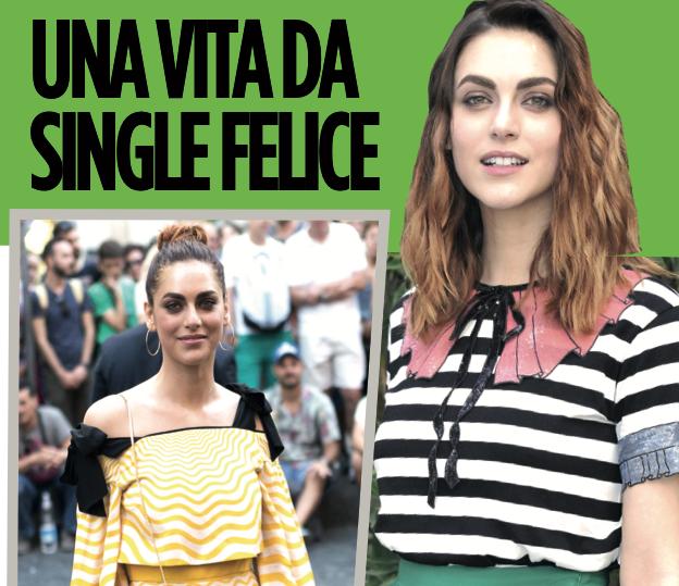 Miriam Leone, una vita da single e felice